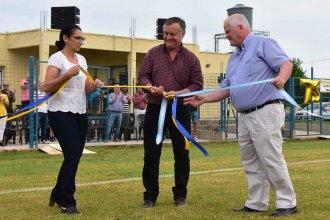 Social y Deportivo San José inauguró su nuevo estadio de fútbol