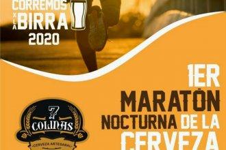¿Y vos, correrías por la birra? Conocé los detalles de la primera maratón cervecera de la costa del Uruguay