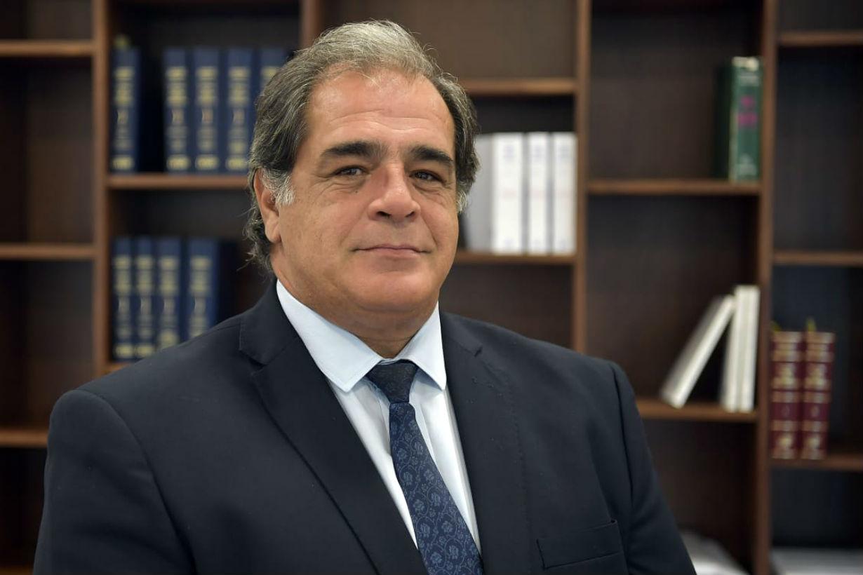 El concordiense Carbonell sucede a Castrillón.