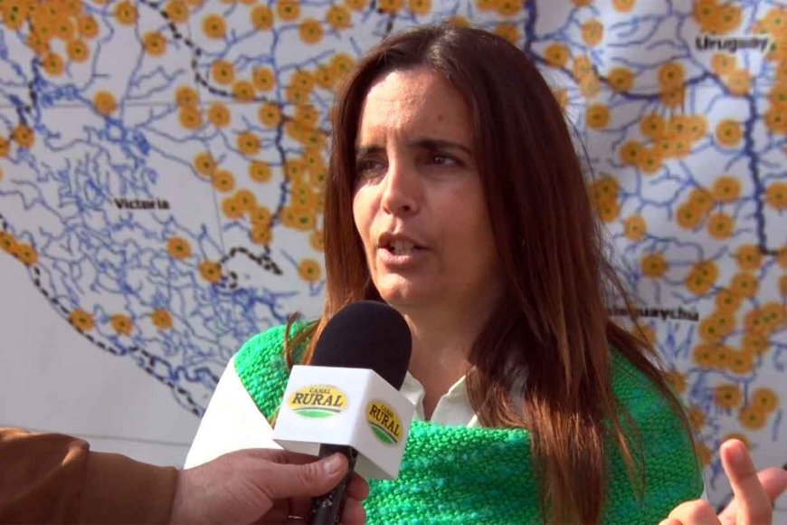 Vivanco, la ruralista que habló del informe