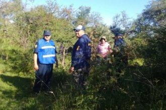 Hallaron restos óseos humanos y vestimentas en un campo entrerriano: buscan identificar a la víctima