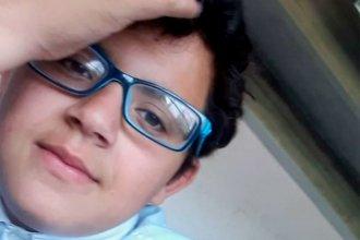 """Con sólo 14 años, """"quedará ciego"""" si no consigue los fondos para operarse"""