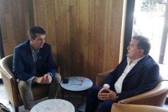 Chagas y Cresto hablaron de un plan para luchar contra el hambre, con recursos de CTM