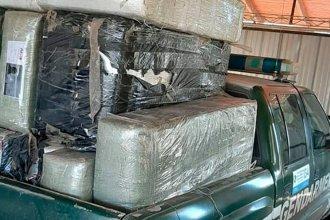 Incautaron mercadería por más de un millón de pesos que era transportada en colectivo de larga distancia