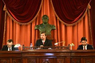 Diputados y senadores se suman al decreto de Bordet y cobrarán la mitad de su sueldo en abril