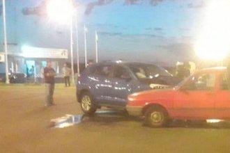 Una mujer de 80 años perdió la vida tras un choque entre un auto y una camioneta