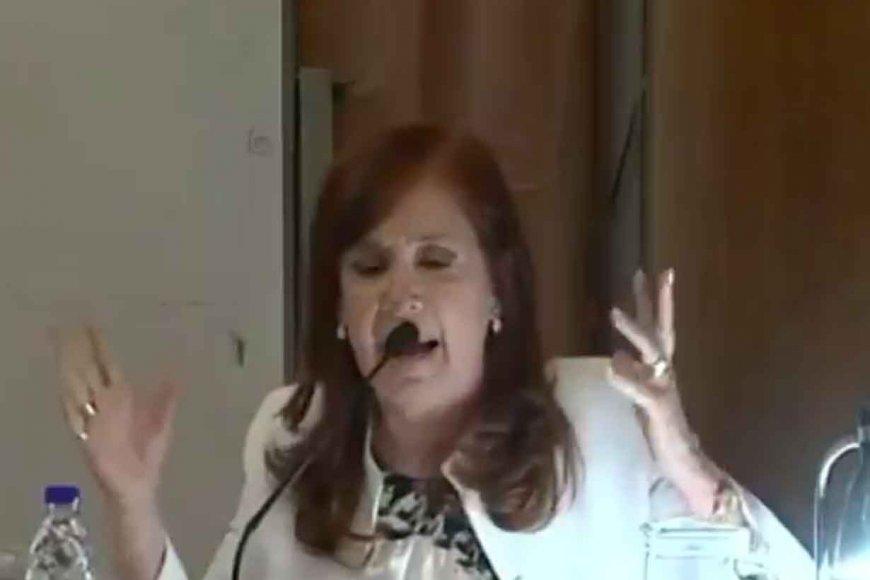 Cristina ante los jueces