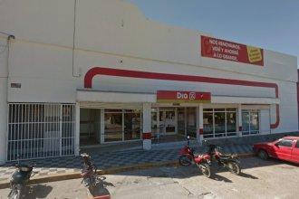 Detuvieron a un hombre por el robo a un supermercado: quedó registrado en las cámaras