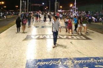 Por la lluvia, suspendieron el último día de la Fiesta de la Citricultura