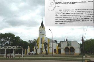 Condena por pirotecnia: como la Iglesia se declaró insolvente, piden embargar cuentas al Estado