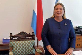 La vicepresidenta del STJ participará de una cumbre de juezas y fiscales en el Vaticano
