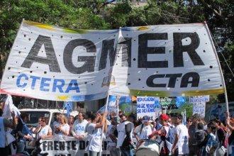 Agmer se compromete con la defensa de la vigente Ley de Jubilaciones provincial