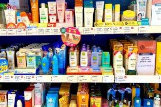 ¿Perfumería o farmacia? Advierten que protectores solares  y repelentes deberían tener cobertura médica
