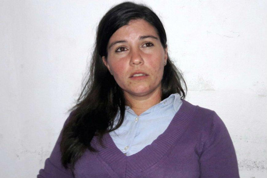 Liliana Filonenko es concejal en Salto.