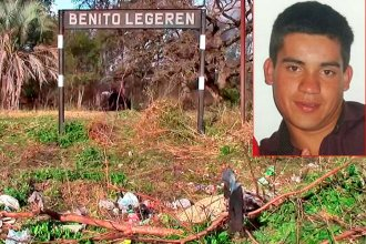 Lo detuvieron en Corrientes por un crimen ocurrido en Benito Legerén hace 8 meses