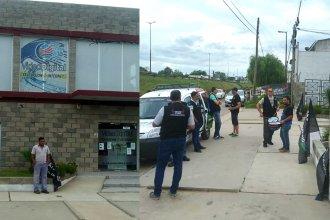 """Protestan a las puertas de empresa uruguayense por el despido """"arbitrario"""" de un trabajador"""