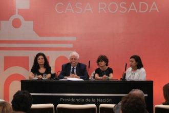 El ministro de Salud anunció el nuevo protocolo de aborto no punible