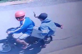 Video muestra la audacia y la rapidez con la que actuaron los autores del asalto a Fepasa