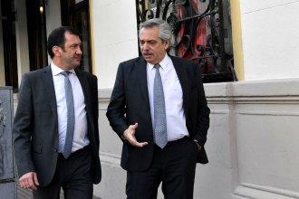 """Kueider le respondió a De Angeli y explicó que el decreto """"se trata de una actualización"""""""