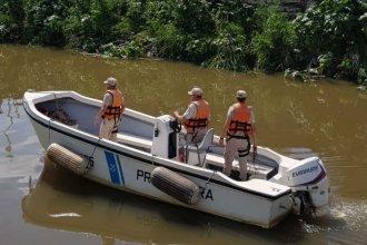 El intendente de Paraná habló de la búsqueda de Fiorella y de la asistencia a más de 800 familias