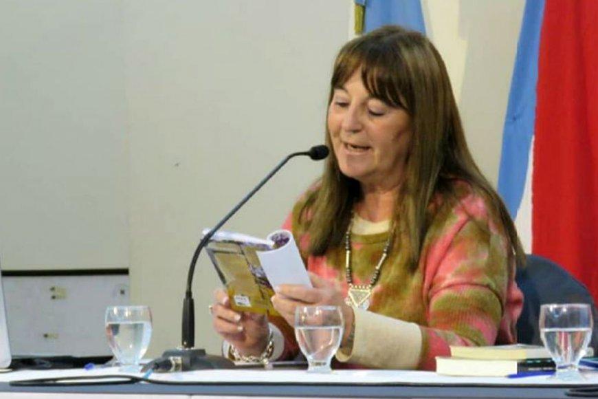 Di Lello presidió la Departamental desde 2016.