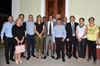 Esta vez por el vecinalismo, Marcelo Giménez inició su segundo período en Ubajay