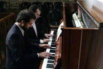"""""""Ser solidarios y que la música sea el vínculo"""", objetivo cumplido de un ciclo de conciertos"""