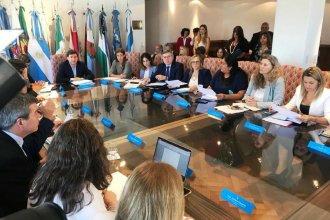 Tarjeta Alimentaria: la ministra Paira brindó detalles tras la reunión con Arroyo y sus pares provinciales