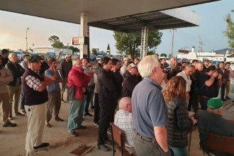 Productores de la provincia convocaron a una asamblea en la ruta 14: pretenden nacionalizar la protesta