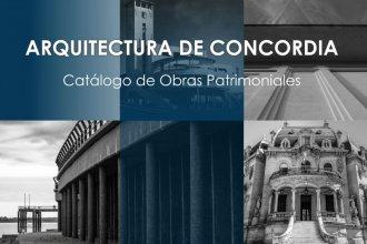 Los secretos de las obras patrimoniales de Concordia, reunidos en un catálogo para atesorar