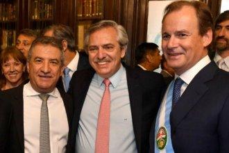 El mensaje que le dedicó Bordet al flamante embajador argentino en Israel
