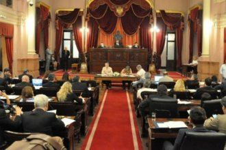 Los diputados provinciales aprobaron la adhesión al Consenso Fiscal 2019