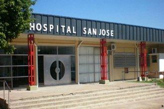 """""""Tenemos que decidir a quién se intubará"""", admiten desde un """"colapsado"""" hospital de la costa del Uruguay"""
