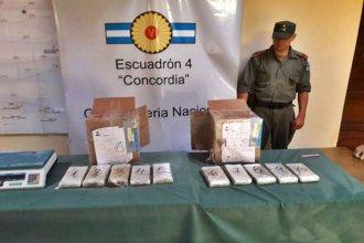 Narco encomiendas: Llevaban marihuana en un micro de larga distancia