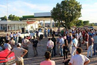 Tras la protesta del viernes, el campo entrerriano convoca a una nueva concentración