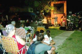 Una ciudad congregada revivió el espíritu del Ángel de la Bicicleta
