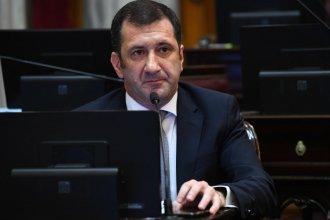 Kueider presentó un proyecto alternativo para la reforma judicial