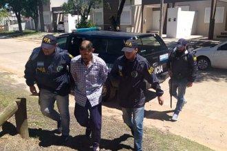 """Capturaron en Brasil al líder de """"los piratas de la Ruta 14"""", acusado del crimen de un camionero entrerriano"""