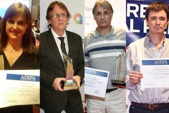 Periodismo entrerriano destacado por jurados de renombre en premios nacionales