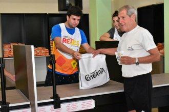 A sus 78 años volvió a ser el primero en inscribirse al Maratón Internacional de Reyes