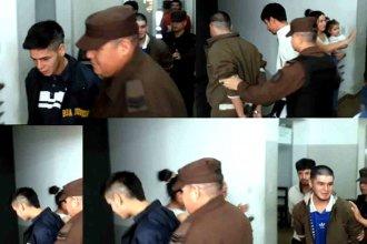 Bajo arresto, marcharán a sus casas los acusados por el crimen de Piana