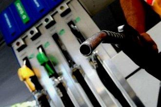 """Marcha atrás: """"No es el momento"""" para aumentar la nafta"""