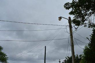 La tormenta provocó cortes de energía en Concordia: trabajan para normalizar el servicio