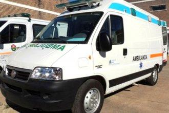 Apuñalaron a reconocido enfermero en un cajero del Banco Bersa durante violento robo