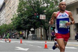 En la última carrera del año, el concordiense Mendez obtuvo el segundo lugar