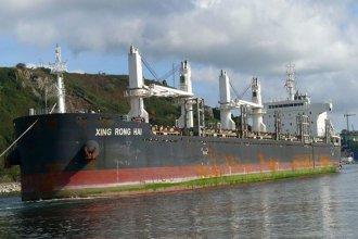 """De Entre Ríos al """"gigante asiático"""", la primera exportación del año se apresta para embarcar"""