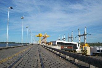 Puente Internacional: en enero comenzará a funcionar un nuevo puesto para cobro de peaje a camiones