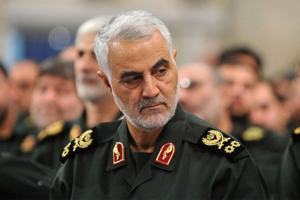 Soleimani era el máximo jefe militar en Irán