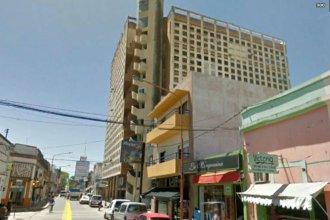 Emblemático edificio de Concepción del Uruguay, otra vez escenario de una tragedia