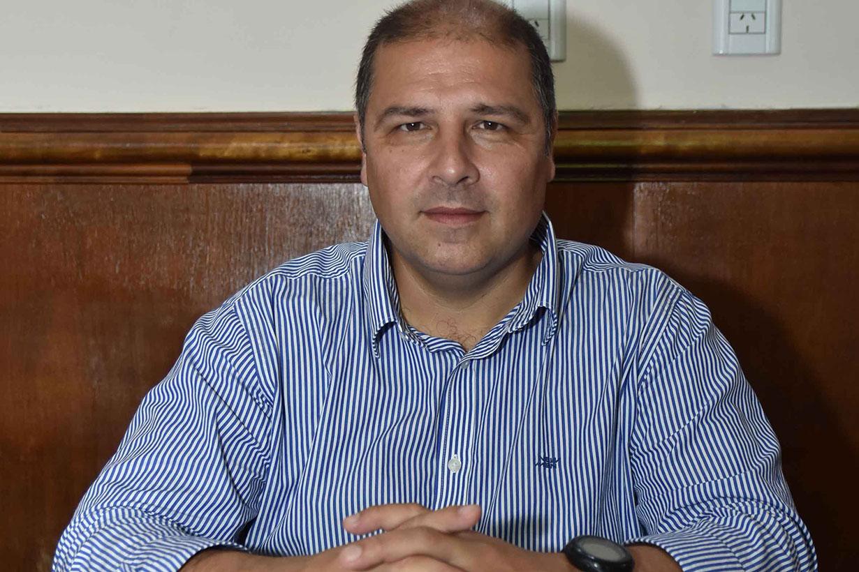 Concejal Mauro Godein